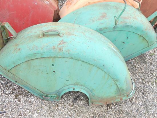 Ailes tracteur volvo bolinder bm 36