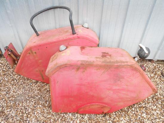 ailes tracteur 324 326