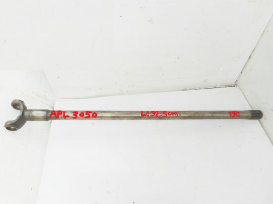 Arbre de pont avant apl3050 zf tracteur fendt ih apl 3050 92 5cm