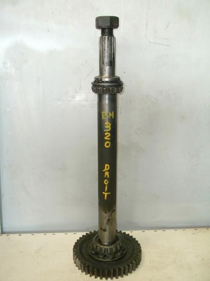Arbre de roue droit tracteur bolinder volvo bm 320