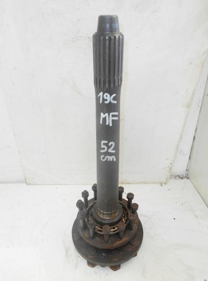 Arbre de roue massey ferguson mf 35 835 verger etroit vigneron