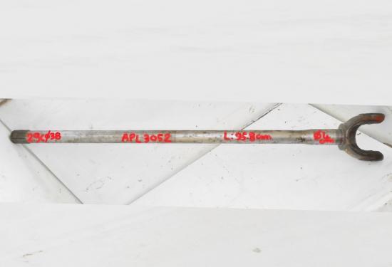 Arbre pont avant tracteur agricole fendt zf apl3052 apl 3052 95 8 cm