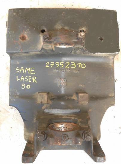 Berceau pont avant 4x4 tracteur same laser 90