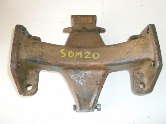 Berceau support essieu tracteur someca fiat 20 20d