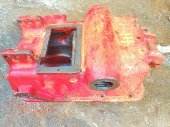 Bloc carter hydraulique de relevage tracteur mc cormick b414 b 414 b434 b 434