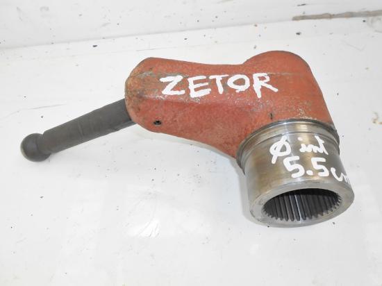 Bras bielle piece de relevage hydraulique tracteur agricole zetor