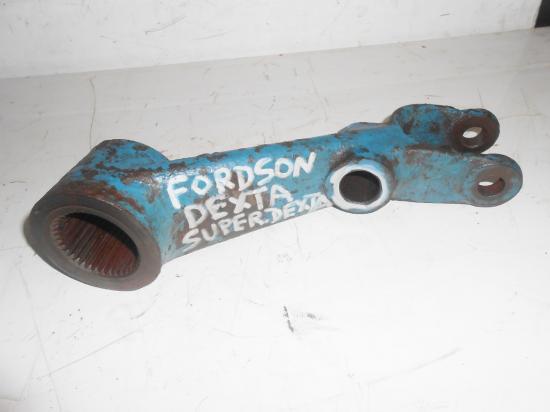 Bras droit et gauche cannele superieur de relevage tracteur ford fordson dexta super dexta
