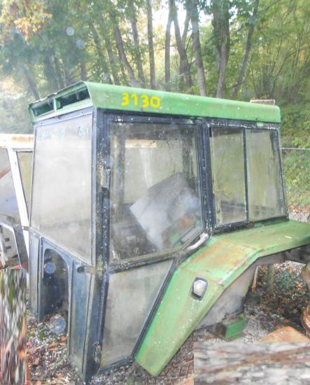 Cabine tracteur john deere 3130