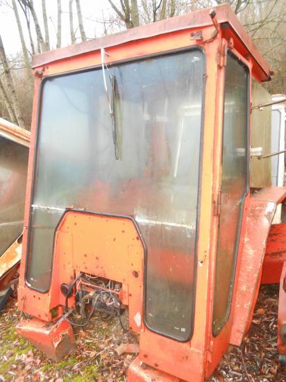 Cabine tracteur renault 1151