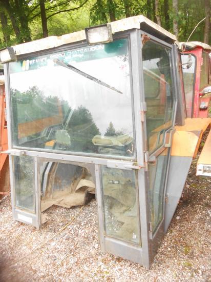 Cabine tracteur renault 8514 ls 85 14 8514ls