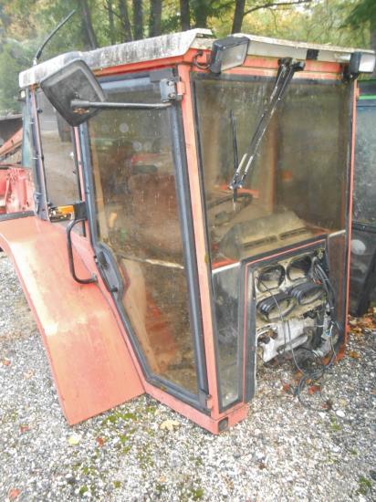 Cabine tracteur same laser90 laser 90