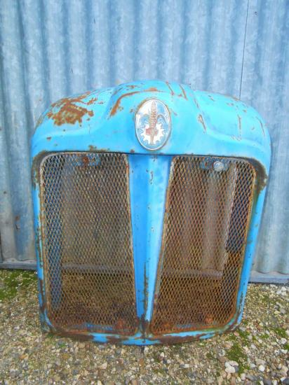 Calandre tracteur fordson major