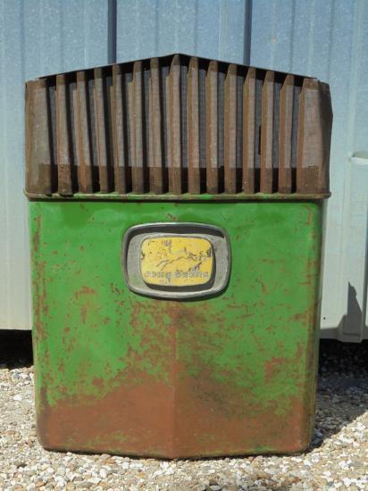 Calandre tracteur john derre 3120