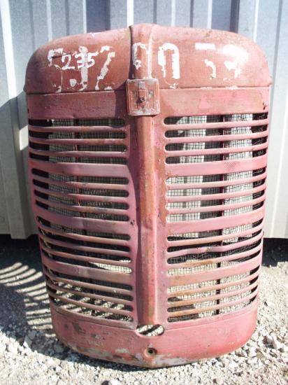 Calandre tracteur mc cormick f fu 235 f235 fu235 fcd