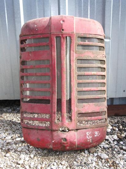 Calandre tracteur mc cormick utility farmall fcd f fu 235 235d f235 fu235d