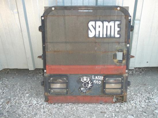 Calandre tracteur same laser 110