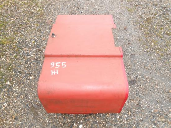 Capot carrosserie tole tracteur agricole mc cormick international ih 955 1055
