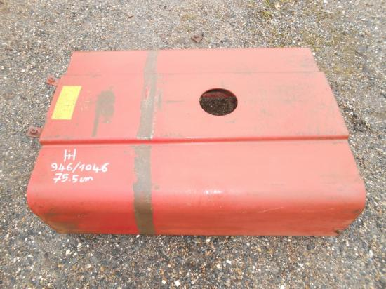Capot carrosserie tracteur agricole mc cormick international ih 946 1046