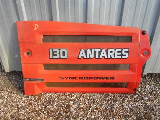 Capot droit tracteur same antares 130