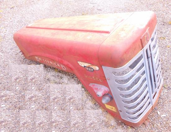Capot tracteur mc cormick ih utility f237 fu237 f 237 fu 237 d