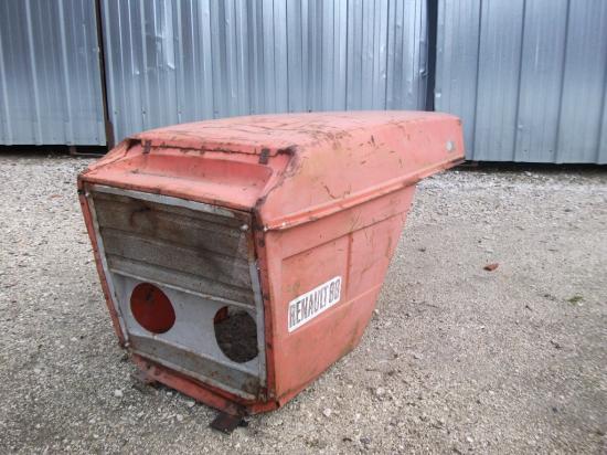 Capot tracteur renault 88 r88 1