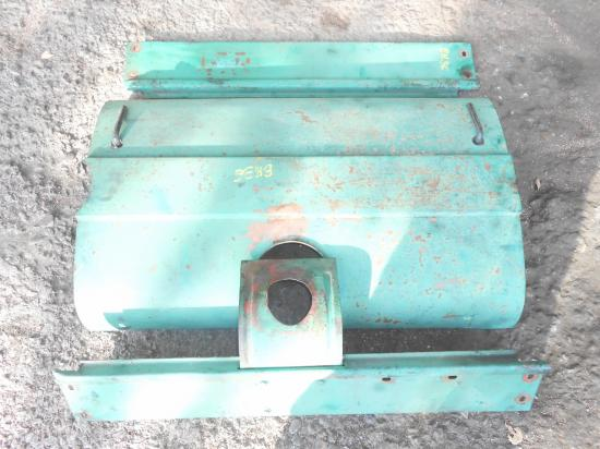 capot moteur tracteur bolinder bm 36