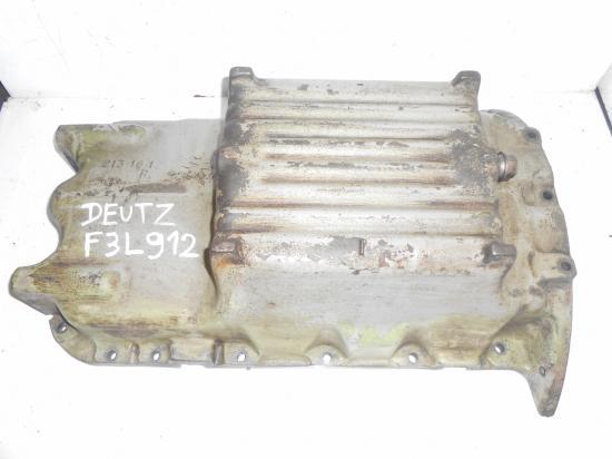 Carter a huile bas moteur deutz 3 cylindres f3l912