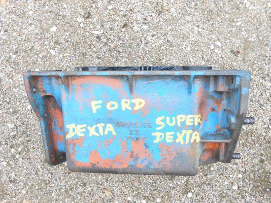 Carter bas moteur tracteur ford fordson dexta super dexta