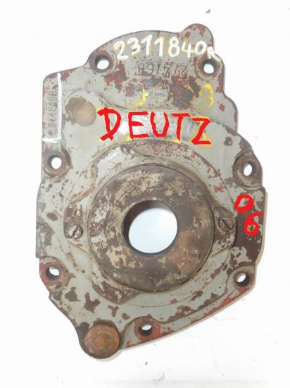 Carter cloche prise de force tracteur deutz