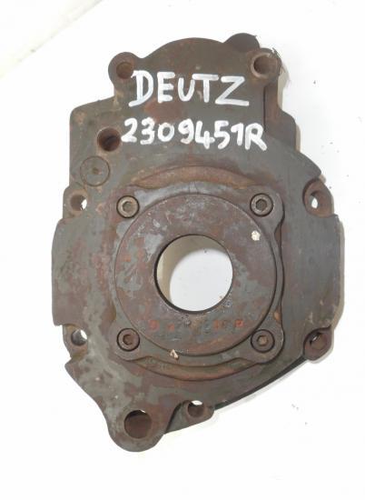 Carter couvercle prise de force tracteur deutz 6006 7206 7807