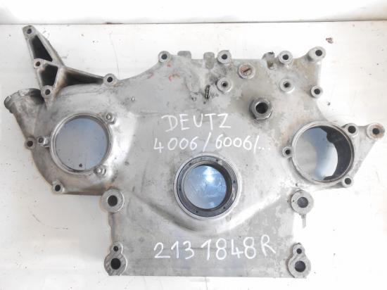 Carter de distribution moteur deutz f3l912 f4l912 tracteur 4006 6006