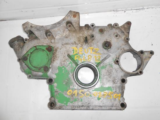 Carter de distribution moteur pieces deutz f4l812 d50 d55 50 55 d5005 5005 d5505 5505 tracteur agricole
