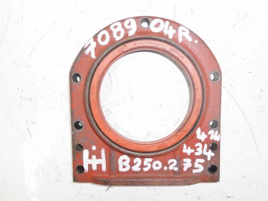 Carter etancheite plaque palier joint vilebrequin tracteur agricole ih international mc cormick b250 b275 b414 b434 b 250 275 414 434