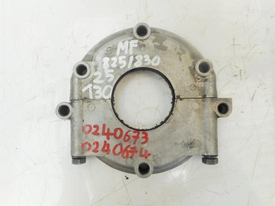 Carter etancheite plaque palier joint vilebrequin tracteur massey ferguson mf 25 30 130 825 830