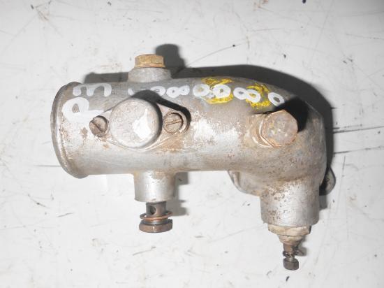 Collecteur pipe refroidissement air tracteur massey ferguson mf tea20 diesel 3 cylindres p3