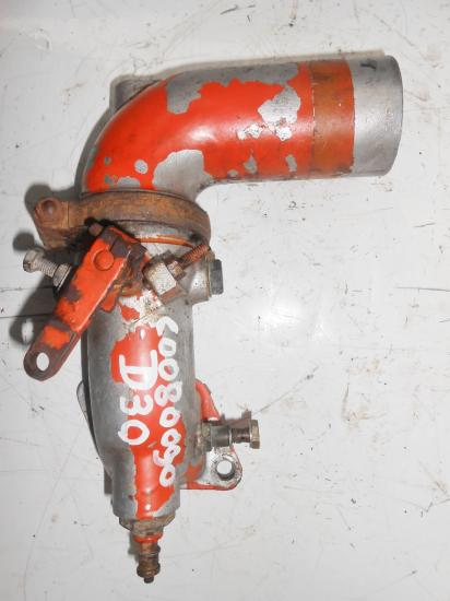 Collecteur pipe refroidissement air tracteur renault d30