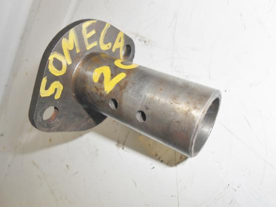Coulisseau butee embrayage piece tracteur someca fiat 20 d 20d som20 som 20