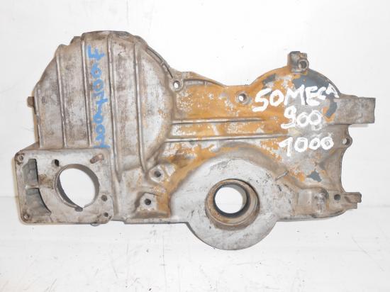 Couvercle carter de distribution moteur tracteur someca fiat 900 1000
