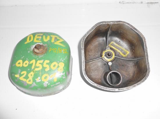 Couvre culasse tracteur agricole moteur deutz type 712 812