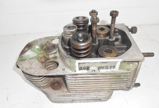 Culasse deutz moteur type 712 26r hy511 tracteur