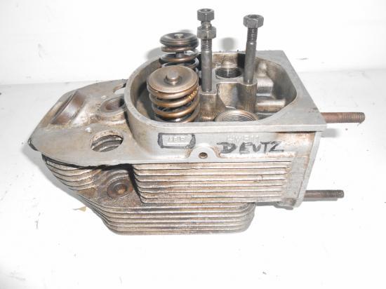 Culasse deutz moteur type 712 812 48r hy511 tracteur