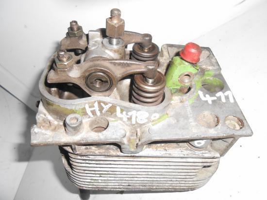 Culasse moteur deutz 411