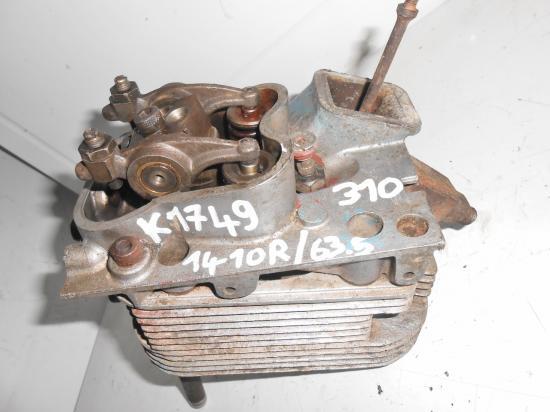 Culasse moteur deutz type 310