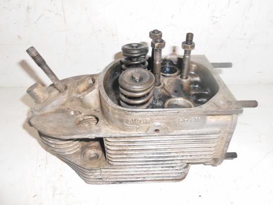 Culasse tracteur deutz moteur fl 912 913 reference 411