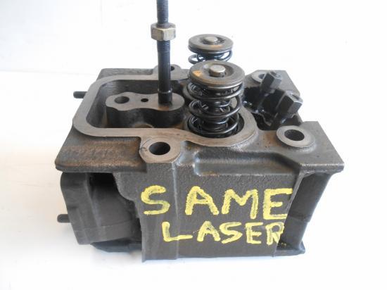 Culasse tracteur same laser