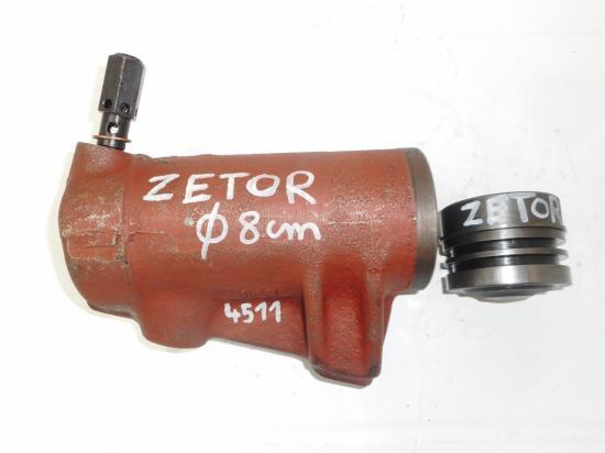 Cylindre verin de relevage chemise piston tracteur zetor 4511
