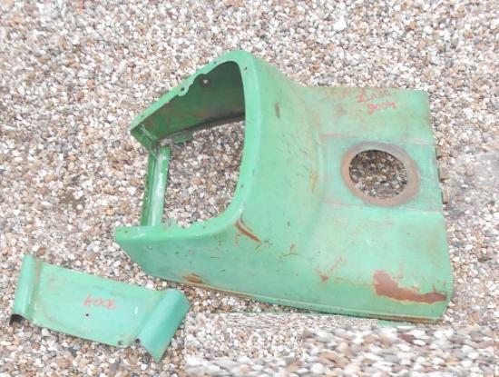 Dessus toles de reservoir tracteur deutz 4006