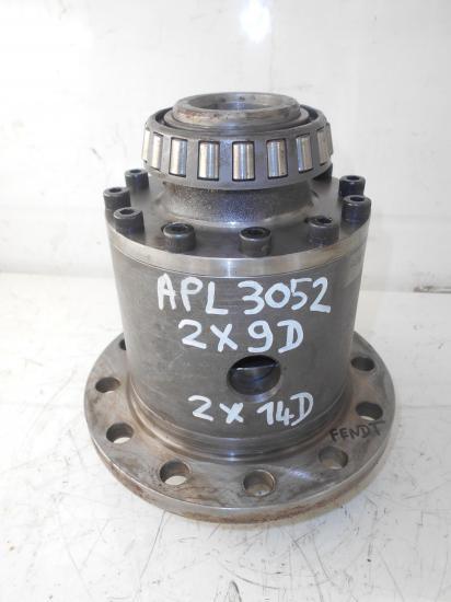 Differentiel pont avant 4x4 tracteur zf apl 3052 apl3052