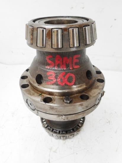 Differentiel pont avant tracteur same 360dt 360 dt