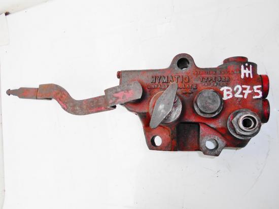 Distributeur de relevage tracteur mc cormick international b250 b275 ih